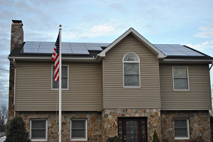 Somerville NJ Solar Installation