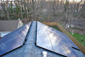 Garwood NJ Solar Installation