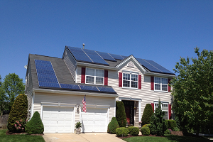 Burlington NJ Solar Panel Installation