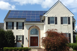 Princeton Junction NJ Solar Installation