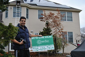 Freehold Township NJ Solar Installation