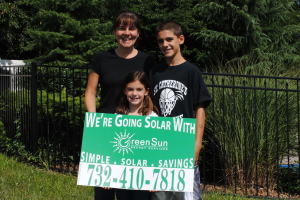 Middletwon North NJ Solar Installation