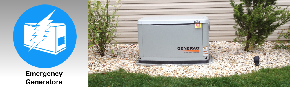 During a utility power outage, an automatic standby generator provides numerous advantages over a portable generator