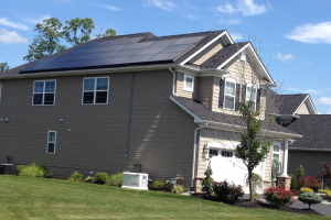 Colts Neck NJ PV Solar Installation