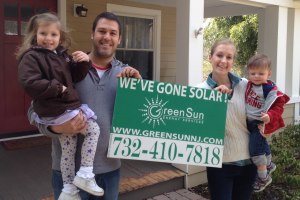 Bridgewater NJ Solar Installation