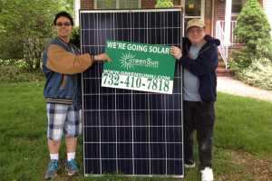 Hillsborough NJ Solar Installation