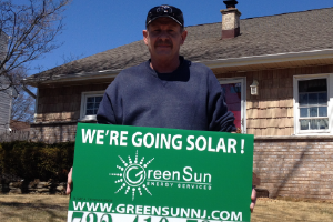 Colonia NJ Solar Installation