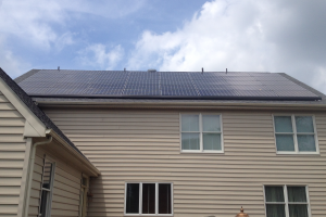 Freehold Township, NJ Solar Installation