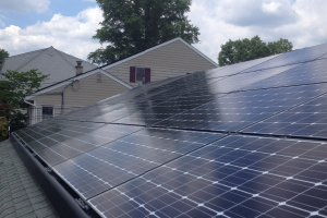 Colonia, NJ Solar Installation