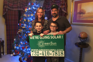 Howell NJ Solar Installation