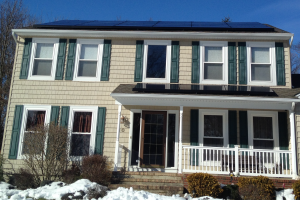 Howell Township, NJ Solar Installation