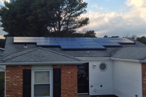 Brick Township New Jersey Solar Installation