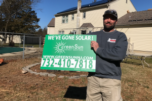 Toms River NJ Solar Installation