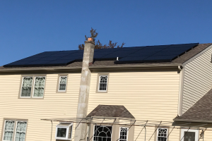 Toms River New Jersey Solar Installation