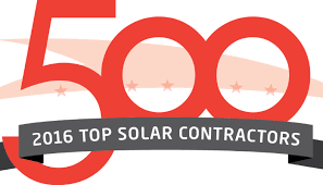 Green Sun Energy Services Named In Top 500 Solar Contractors